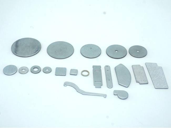 配重铁件 0.6mm-3.0mm(尺寸大小可定制)